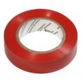 Изолента 19 х 20 м красная (Nex Tape) (Красн.)