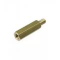 СТОЙКА ШЕСТИГ. PCHSN-6mm /М3/ (Латунь)