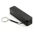 Power Bank 2000 mAh USB портативное з/у  черный