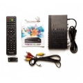 Цифровой эфирный ресивер DVB-T2  SELENGA HD930D