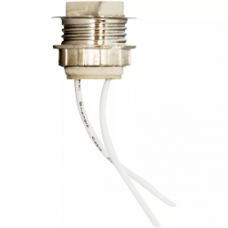 Патрон G9 для галогенных ламп с креплением