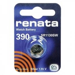 эл.питания Renata R390 ( G10/A389/ LR1130)
