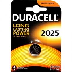 эл.питания Duracell CR2025