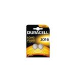 эл.питания Duracell DL2016 (CR)