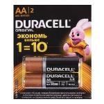 эл.питания Duracell Original LR6/316 AA BL2