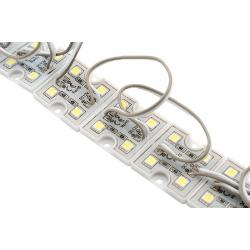 Модуль SMD 5050 4 LED  1.1W  12V  6500К  120^