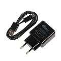 Сетевое зарядное устройство RM-2095AC, 2 USB, 2 А, micro USB