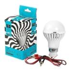 Лампа светодиодная 12 V  A60 7Вт Е27  6500К