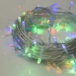 Гирлянда НИТЬ  100 LED 10м мульти  8 режимов
