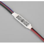 Контроллер mini RGB для модулей/лент 12V 72W