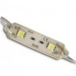 Модуль светод. SMD5050 2LED/12V 0.48W  7500-8000K 120^  IP65 (белый)
