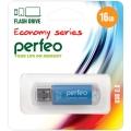 Флешка USB2.0 16GB Perfeo E01