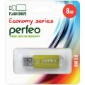 Флешка USB2.0 8GB Perfeo E01