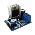 Электронный модуль LM2030A  УНЧ 18Ватт-4 Ом