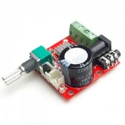 Электронный модуль HW210  УНЧ 2*10Ватт-4 Ом