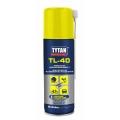 Смазка-аэрозоль многоцелевая Титан TL-40