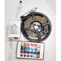 Набор светодиодной ленты 3528 RGB+ контроллер