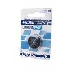 эл.питания Robiton PROFI- CR2354