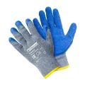 Перчатки особопрочные для тяжелых работ х/б с покрытием L