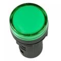 AD16-22D/S Светосигнальная арматура 220v зеленая