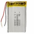 Аккумулятор LP233350 Li-Pol 3.7V  310mAh + защ.