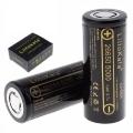 Аккумулятор 26/65 LI-26650 LitoKala  50А  5000mAh 3.6V