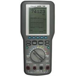 DMM-740 /1канал. осциллограф/