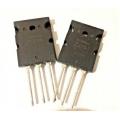2SC5200+2SA1943 Транзистор биполярный PNP -(230В, 15А) ((пара))