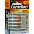 АККУМУЛЯТОР Camelion R03/AAA 1100 mAh (BL 4)