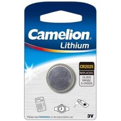 эл.питания Camelion CR2025 (BL 1)
