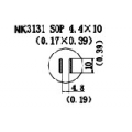 NK-3131 насадка паяльная для Quick