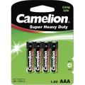 эл.питания Camelion R03/AAA