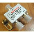 Ответвитель 1 отвод-16дБ /EKT-1001DS/TAR/ (белый)