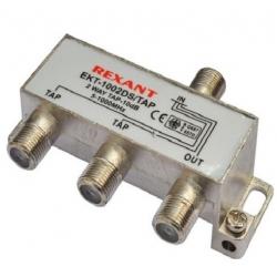 Ответвитель 2 отвода-12дБ /EKT-1001DS/TAR/