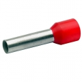 НШВИ 1,0-12 /E1012 /LT10012/ наконечник кабельный 1,0 мм2