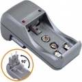 Зарядное устройство  Camelion BC-1001A /R03 R06 9V/