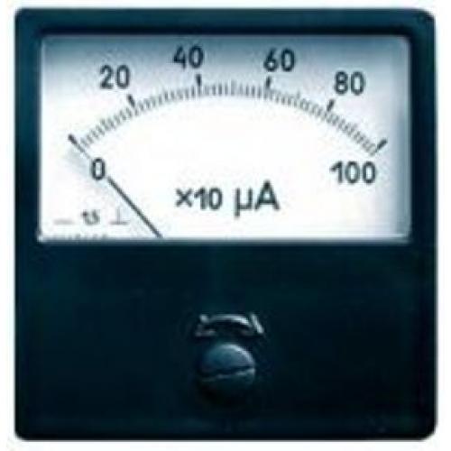 Описание: Микроамперметр М4257 Предназначение: для измерения тока и напряжения в цепях