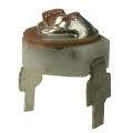 CTC 05-03RA, d=5мм, 1-3пф конденсатор подстроечный