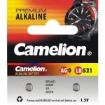 эл.питания Camelion G08/A391/