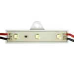Модуль светод. SMD3528 3LED/12V 0.24W/ герметичный (хол. белый)