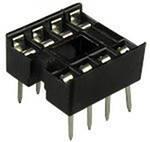 SCS-08  (2.54mm) панель для микросхем