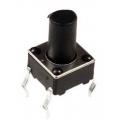 TS-A4PS-130 /h=9.5мм/L-KLS7-TS6601-9.5-180/ кнопка тактовая (h=9.5мм.)