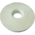Изолента 15 х 25 м белая (Klebebander) (белая)