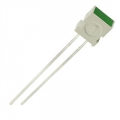 L-1043GDсветодиод зеленый 3.65х6.15мм / 4 mcd (зелен)