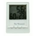 TM1026 Термометр комнатно-уличный белый