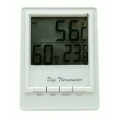 TM1026 Термометр комнатно-уличный серебо