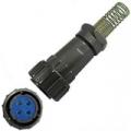 FQ24-4TK-12 розетка кабельная
