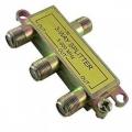 Ответвитель 3 отвода-1вх 5-900mhz1x3/spliter/