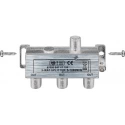 Ответвитель 3 отвода-1вх 5-1000mhz1x3+/spliter/