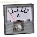 Амперметр 10А /40х40/ Щитовой индикатор